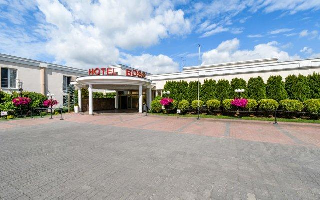 Отель Boss Польша, Варшава - 3 отзыва об отеле, цены и фото номеров - забронировать отель Boss онлайн вид на фасад