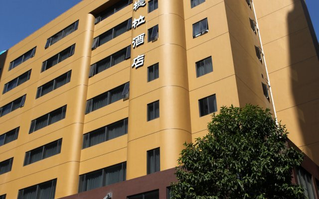 Отель Reeth Rah Hotel Xiamen Китай, Сямынь - отзывы, цены и фото номеров - забронировать отель Reeth Rah Hotel Xiamen онлайн вид на фасад
