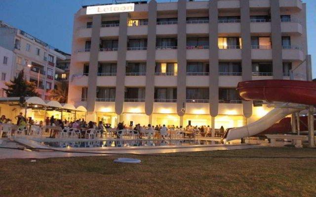 Letoon Hotel & SPA Турция, Алтинкум - отзывы, цены и фото номеров - забронировать отель Letoon Hotel & SPA онлайн вид на фасад