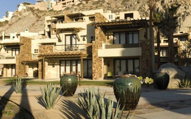 Отель Waldorf Astoria Los Cabos Pedregal Мексика, Педрегал - отзывы, цены и фото номеров - забронировать отель Waldorf Astoria Los Cabos Pedregal онлайн вид на фасад