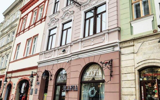 Гостиница 39 Украина, Львов - 1 отзыв об отеле, цены и фото номеров - забронировать гостиницу 39 онлайн вид на фасад