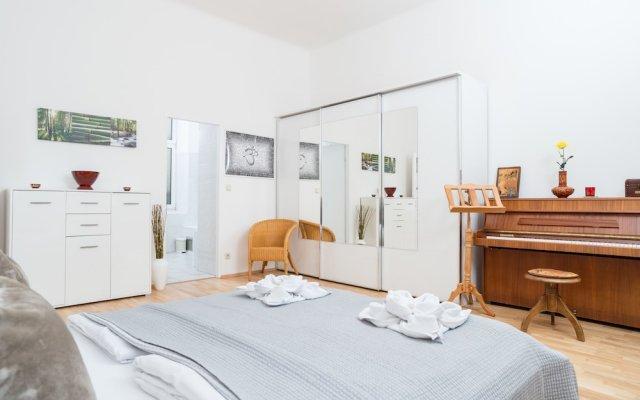 Отель Chill out Area Reinprechtsdorf by welcome2vienna Австрия, Вена - отзывы, цены и фото номеров - забронировать отель Chill out Area Reinprechtsdorf by welcome2vienna онлайн комната для гостей