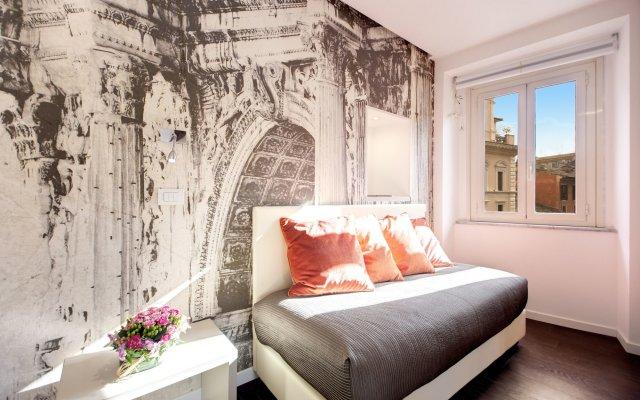 Отель Albergo Abruzzi Италия, Рим - отзывы, цены и фото номеров - забронировать отель Albergo Abruzzi онлайн комната для гостей