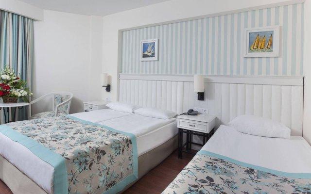 Monachus Hotel & Spa Турция, Сиде - отзывы, цены и фото номеров - забронировать отель Monachus Hotel & Spa - All Inclusive онлайн комната для гостей