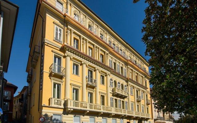 Отель Europalace Hotel Италия, Вербания - отзывы, цены и фото номеров - забронировать отель Europalace Hotel онлайн вид на фасад