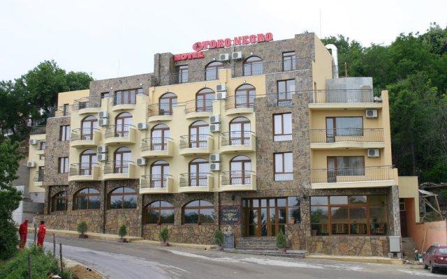 Hotel Toro Negro вид на фасад