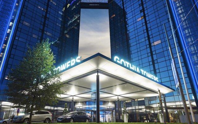 Отель Gothia Towers Гётеборг спортивное сооружение