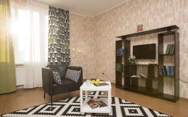 Апартаменты Apartment Etazhy Sheynkmana Kuybysheva Екатеринбург комната для гостей