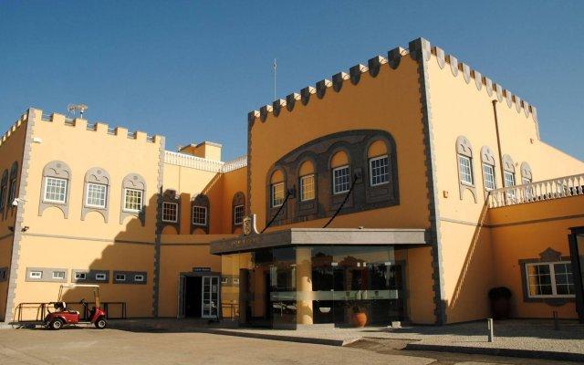 Отель Castro Marim Golfe And Country Club Кастру-Марин вид на фасад