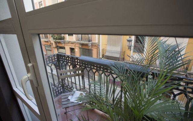 Отель SingularStays Botánico29 Испания, Валенсия - отзывы, цены и фото номеров - забронировать отель SingularStays Botánico29 онлайн вид на фасад