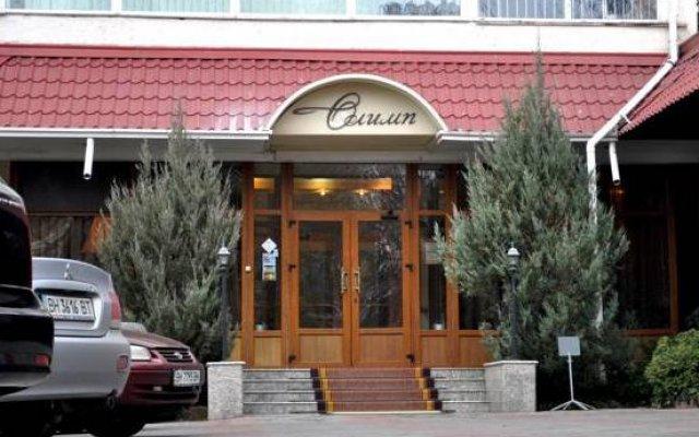 Отель Olimp Club Одесса вид на фасад