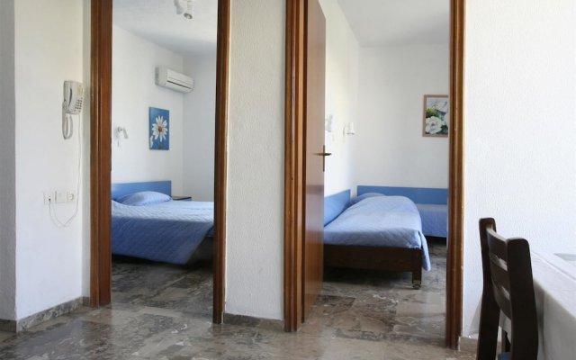 Отель Esperides Apartments Греция, Кос - отзывы, цены и фото номеров - забронировать отель Esperides Apartments онлайн комната для гостей
