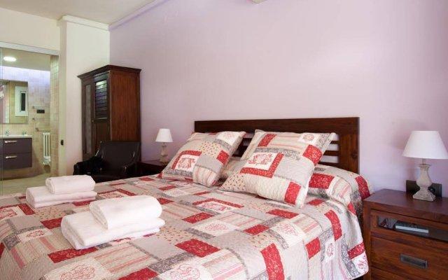 Отель Click&Flat Eixample Izquierdo Apartments Испания, Барселона - отзывы, цены и фото номеров - забронировать отель Click&Flat Eixample Izquierdo Apartments онлайн комната для гостей