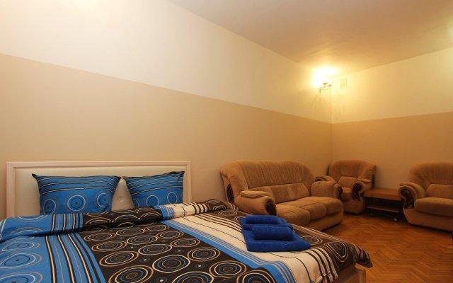 Гостиница ApartLux Курская комната для гостей