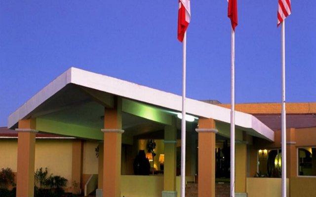 Отель Posada Real Los Cabos Мексика, Сан-Хосе-дель-Кабо - 2 отзыва об отеле, цены и фото номеров - забронировать отель Posada Real Los Cabos онлайн вид на фасад