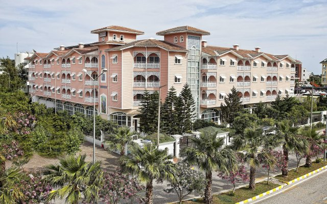 Pashas Princess Hotel - All Inclusive - Adult Only вид на фасад
