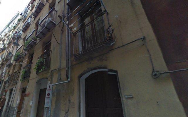 Отель Affittacamere Castello вид на фасад