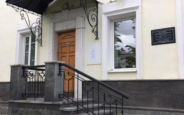 Хостел ПушкинStreet вид на фасад
