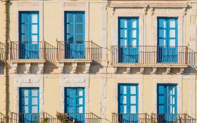 Отель Gutkowski Италия, Сиракуза - отзывы, цены и фото номеров - забронировать отель Gutkowski онлайн вид на фасад