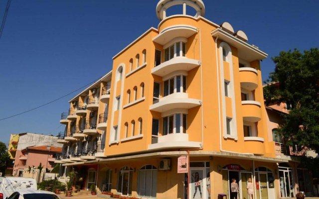 Отель Palma Болгария, Бургас - отзывы, цены и фото номеров - забронировать отель Palma онлайн вид на фасад