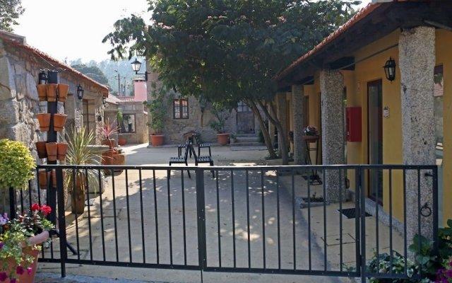 Отель Quinta das Tulipas вид на фасад