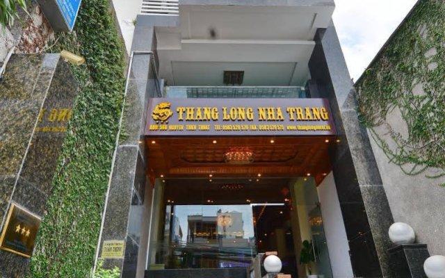 Отель Thang Long Nha Trang Вьетнам, Нячанг - 2 отзыва об отеле, цены и фото номеров - забронировать отель Thang Long Nha Trang онлайн вид на фасад
