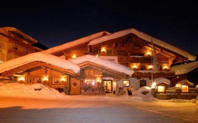 Отель Restaurant Hexenalm Австрия, Зёлль - отзывы, цены и фото номеров - забронировать отель Restaurant Hexenalm онлайн вид на фасад