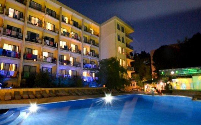 Отель Dana Palace Болгария, Золотые пески - отзывы, цены и фото номеров - забронировать отель Dana Palace онлайн вид на фасад