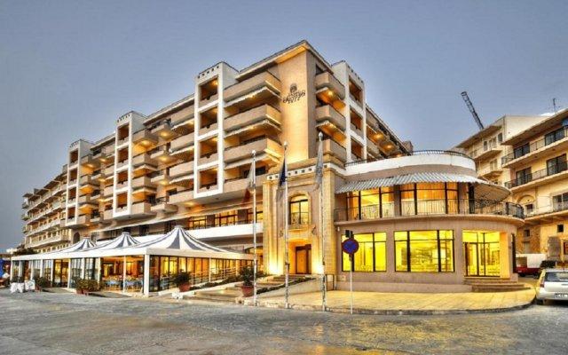 Отель Calypso Hotel Мальта, Зеббудж - отзывы, цены и фото номеров - забронировать отель Calypso Hotel онлайн вид на фасад