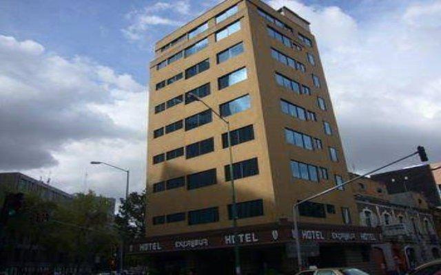 Отель Courtney Aff Excalibur Reforma Мексика, Мехико - отзывы, цены и фото номеров - забронировать отель Courtney Aff Excalibur Reforma онлайн вид на фасад