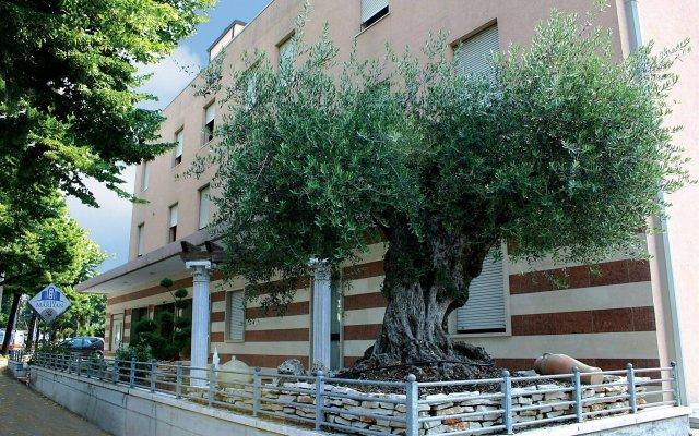 Отель Maritan Италия, Падуя - отзывы, цены и фото номеров - забронировать отель Maritan онлайн вид на фасад