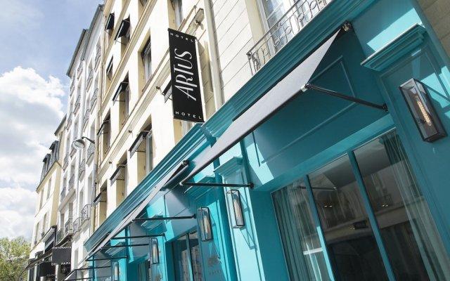 Artus Hotel by MH вид на фасад