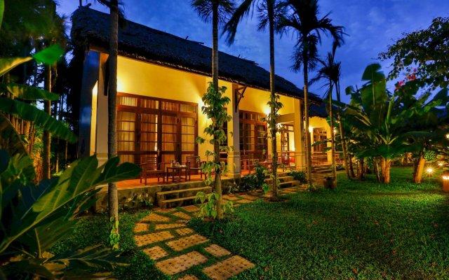 Отель Water Coconut Boutique Villas вид на фасад