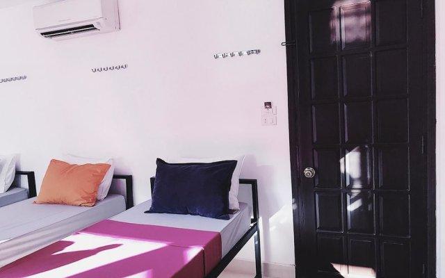 Tribee Cotu Hostel комната для гостей