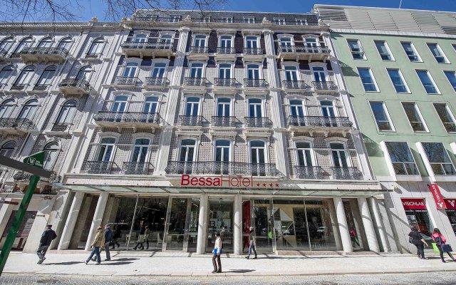 Отель BessaHotel Liberdade Португалия, Лиссабон - 1 отзыв об отеле, цены и фото номеров - забронировать отель BessaHotel Liberdade онлайн вид на фасад