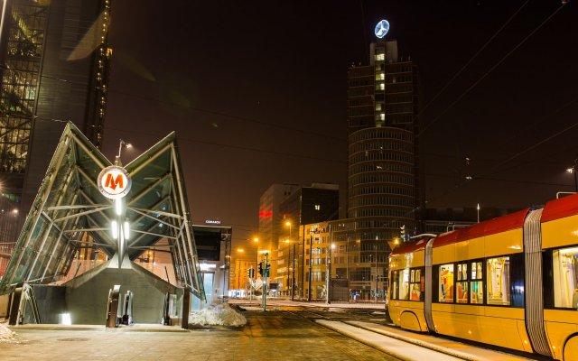 Отель ShortStayPoland Chmielna A15 Польша, Варшава - отзывы, цены и фото номеров - забронировать отель ShortStayPoland Chmielna A15 онлайн вид на фасад