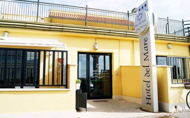 Hotel del Mare вид на фасад