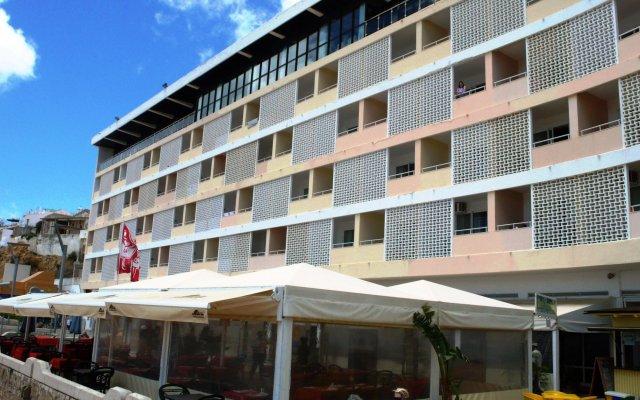 Отель Sol e Mar Португалия, Албуфейра - 1 отзыв об отеле, цены и фото номеров - забронировать отель Sol e Mar онлайн вид на фасад