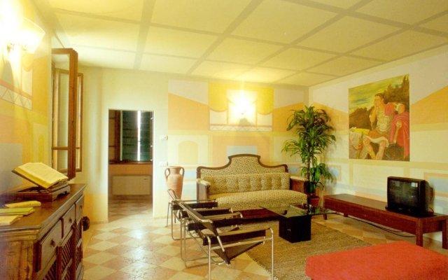 Отель Corte Uccellanda Монцамбано комната для гостей