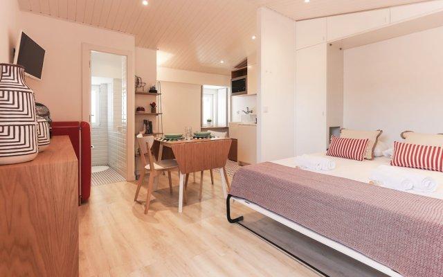 Отель Alfama Suite by Homing комната для гостей