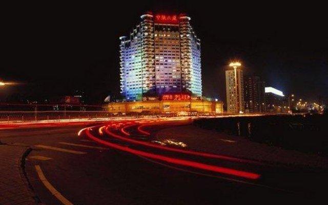 Отель Cts Hotel Beijing Китай, Пекин - отзывы, цены и фото номеров - забронировать отель Cts Hotel Beijing онлайн вид на фасад