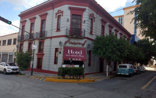 Отель Don Quijote Plaza Мексика, Гвадалахара - отзывы, цены и фото номеров - забронировать отель Don Quijote Plaza онлайн вид на фасад