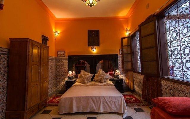 Отель Dar Ahl Tadla Марокко, Фес - отзывы, цены и фото номеров - забронировать отель Dar Ahl Tadla онлайн комната для гостей