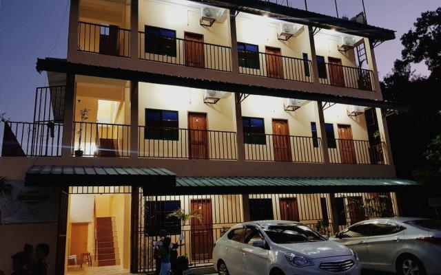 Отель Pamujo Hostel Филиппины, Баклайон - отзывы, цены и фото номеров - забронировать отель Pamujo Hostel онлайн вид на фасад