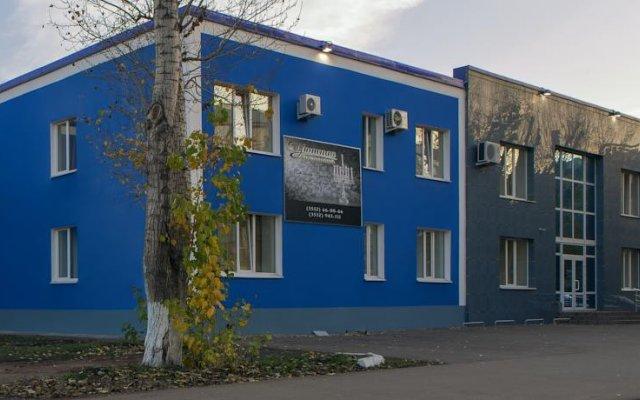 Гостиница Uyutnaya Orenburg в Оренбурге отзывы, цены и фото номеров - забронировать гостиницу Uyutnaya Orenburg онлайн Оренбург вид на фасад