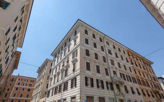 Отель Dulcis Inn River House Италия, Рим - отзывы, цены и фото номеров - забронировать отель Dulcis Inn River House онлайн вид на фасад