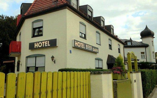 Hotel Beer вид на фасад