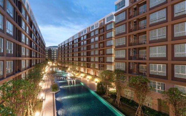 Отель Phuket Dcondo Creek Resort