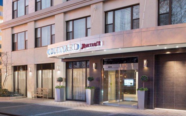 Отель 1600 США, Вашингтон - отзывы, цены и фото номеров - забронировать отель 1600 онлайн вид на фасад