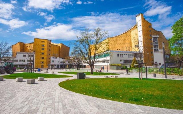 Отель Apartcity-Serviced Apartments Германия, Берлин - 1 отзыв об отеле, цены и фото номеров - забронировать отель Apartcity-Serviced Apartments онлайн вид на фасад